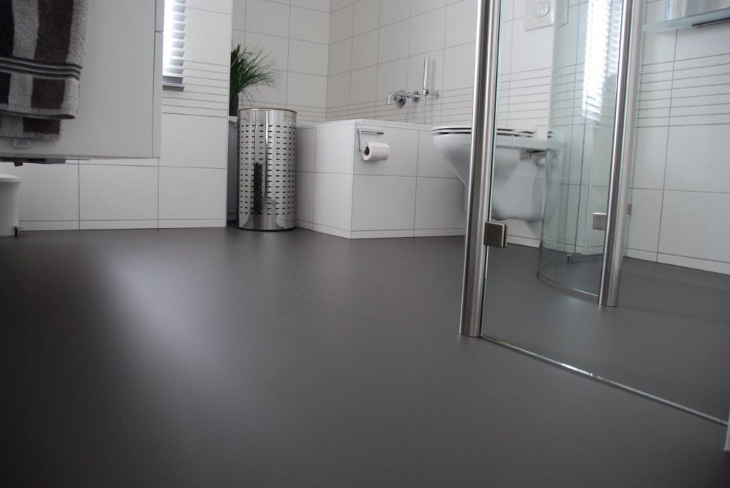 Troffelvloer In Badkamer : Troffelvloeren u vloerenplan totaal